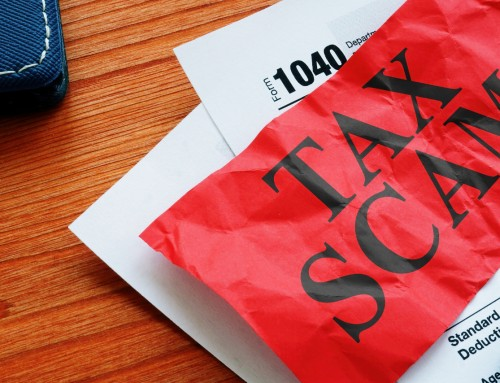"""Watch Out for """"Tax Processing Unit"""" Scam"""